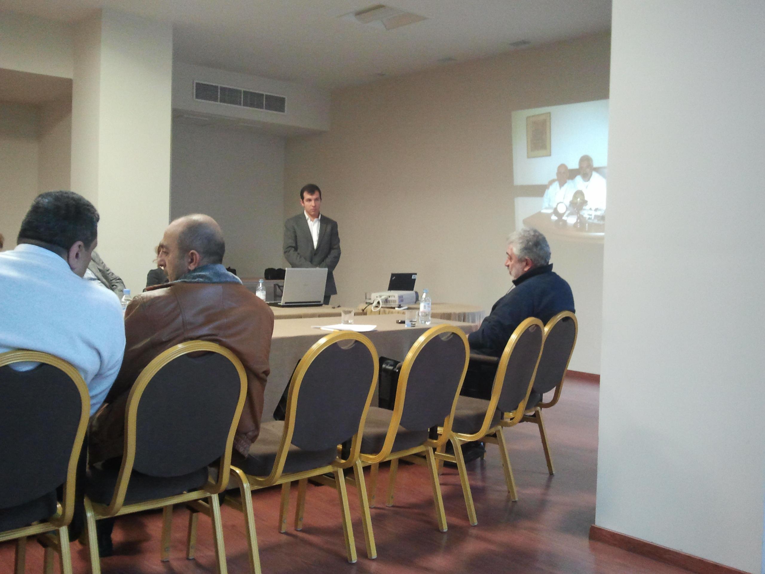 19.11.2011 Դիմածնոտային Կոնֆերանս
