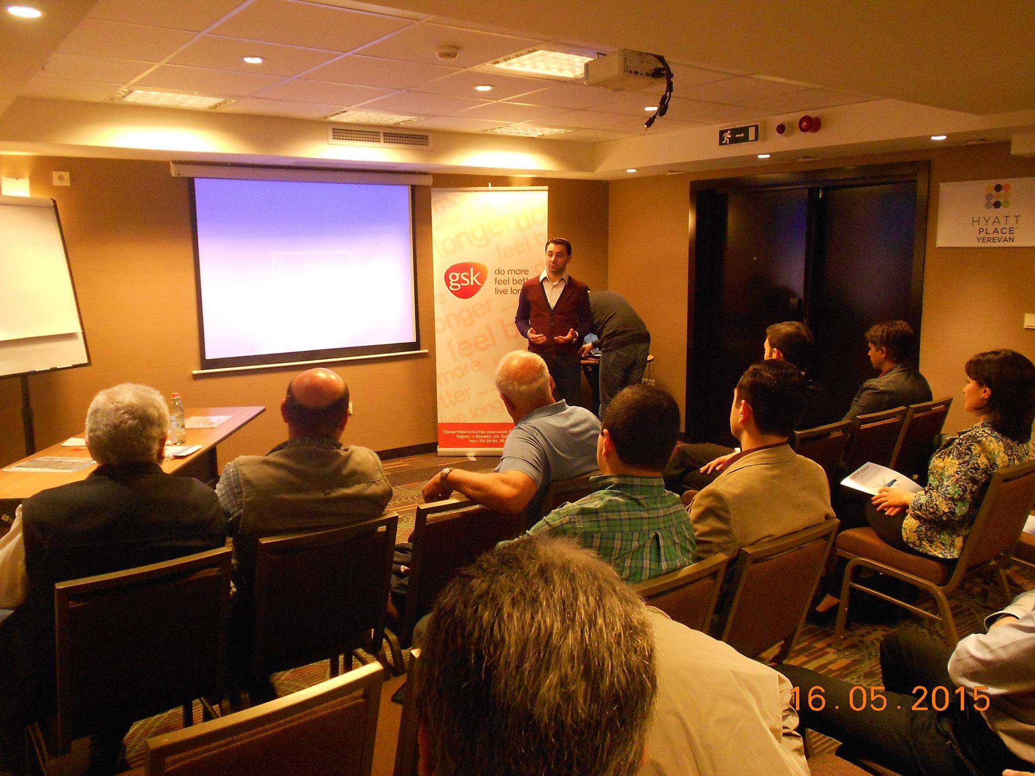 25.09.2015 Դիմածնոտային կոնֆերանս
