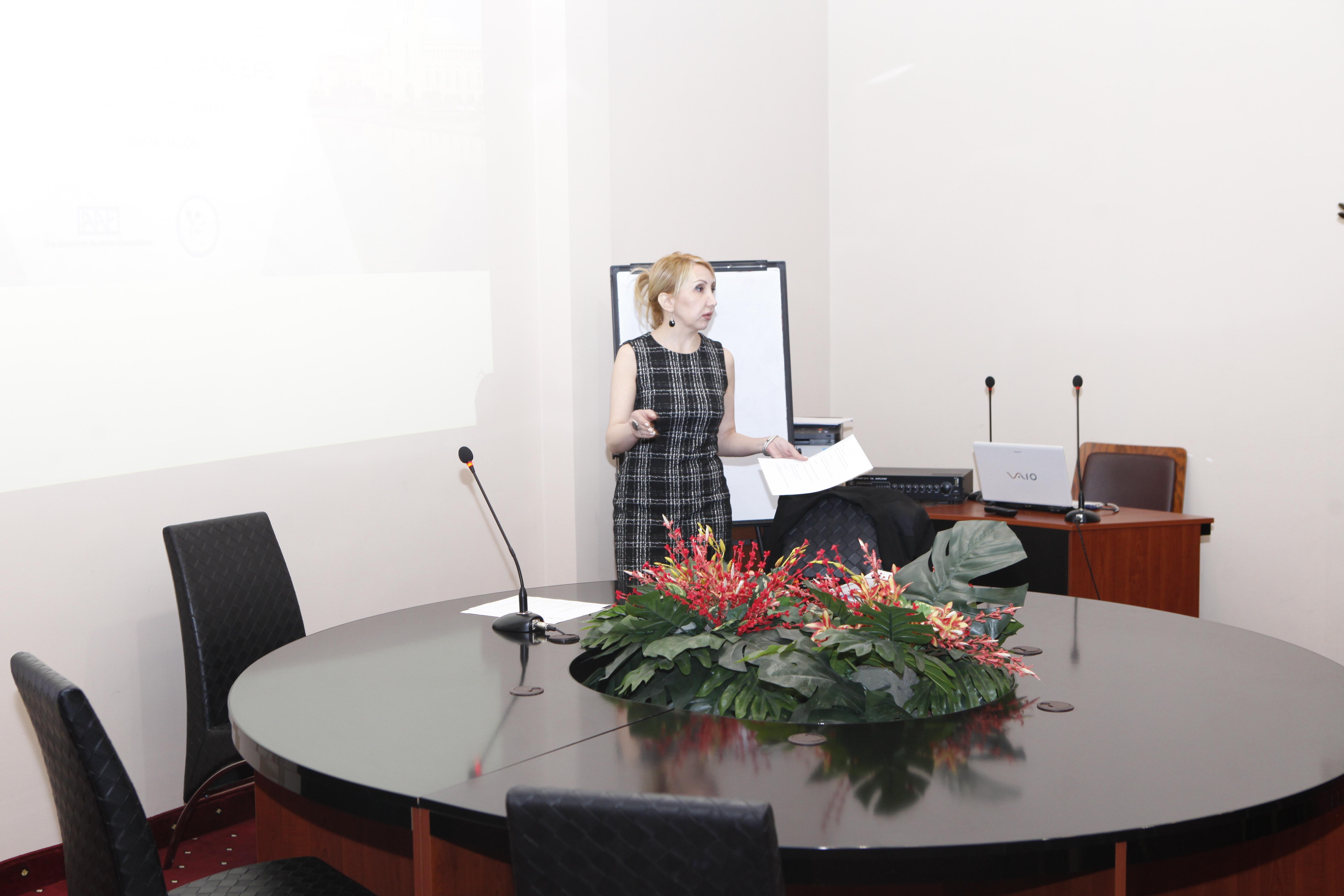 Ապրիլի 28-ին կայացավ ասոցիացիայի հերթական նիստը