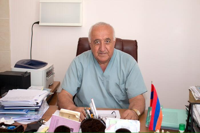 Погосян Юрий Михайлович
