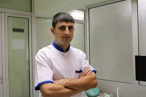 Մանասյան Մեսրոպ Արմենակի