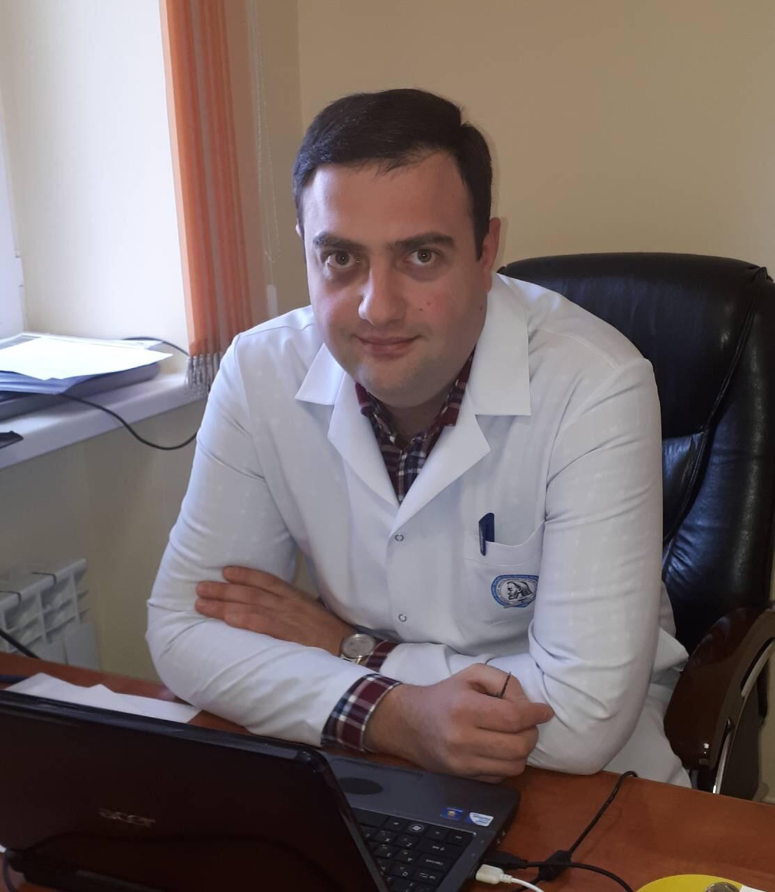 Մխիթարյան Գուրգեն Կոնստանտինի