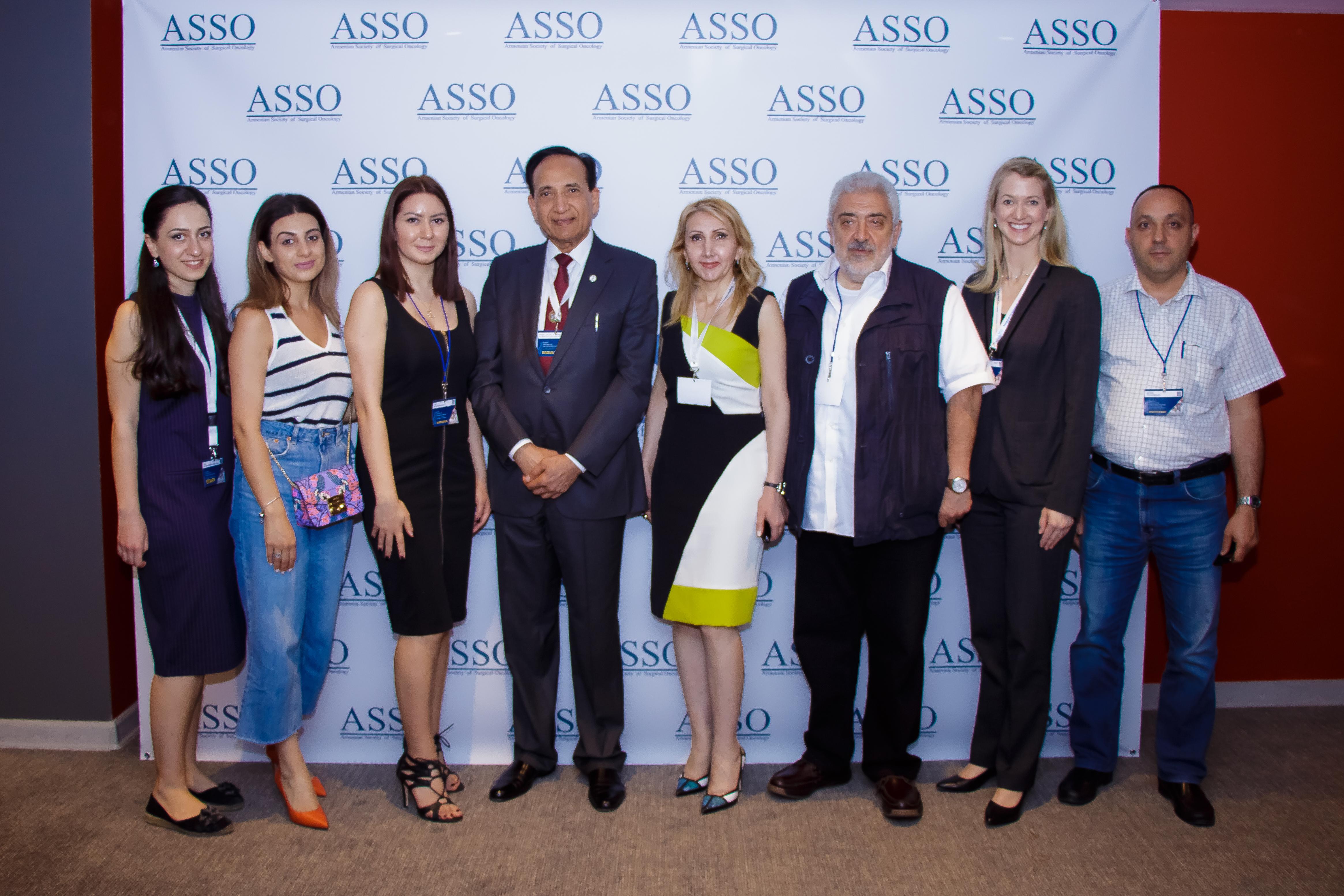 Կայացավ «Գլխի և պարանոցի քաղցկեղի վիրահատական բուժումը» միջազգային գիտաժողովը